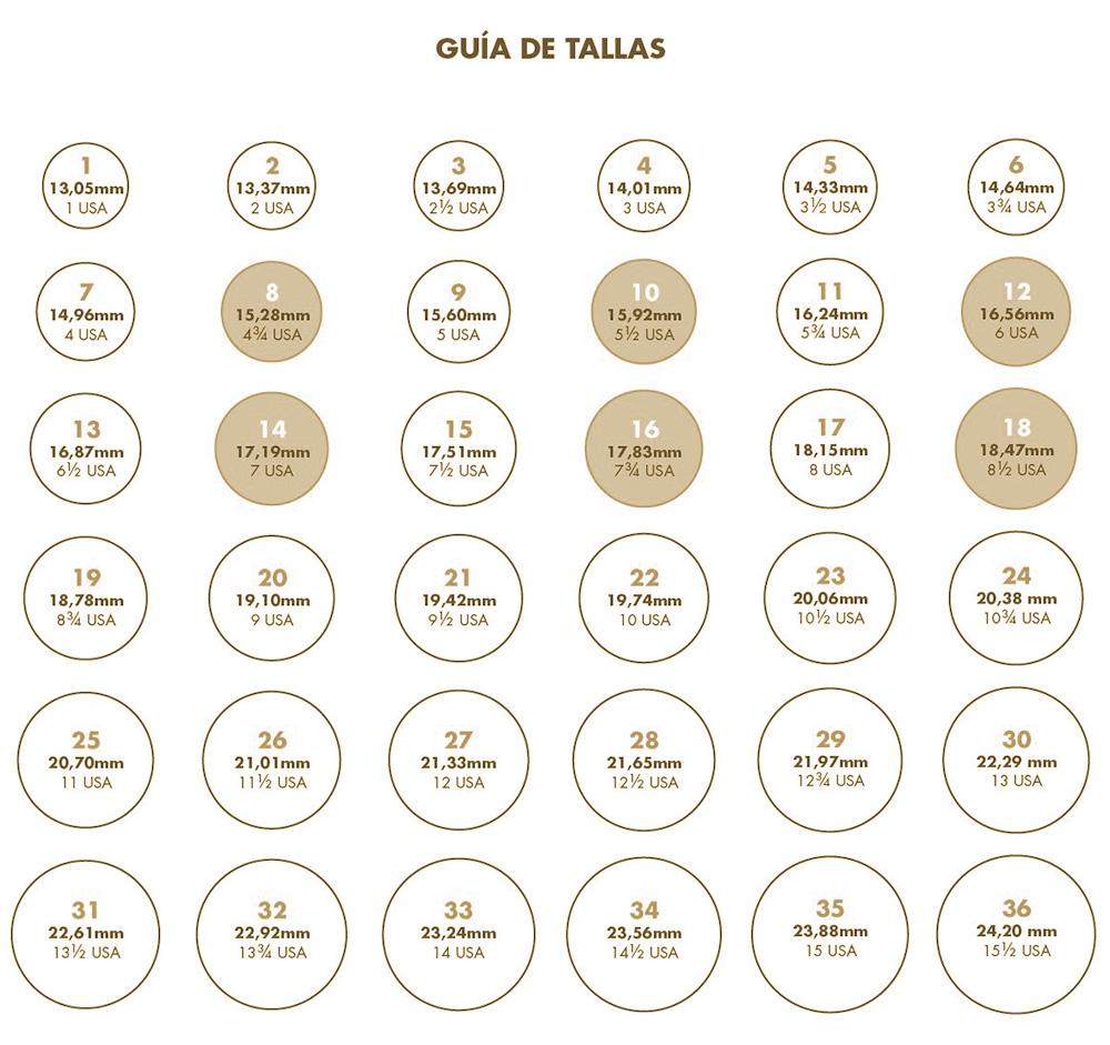 Cómo Medir Tu Anillo De Bodas O Compromiso Asociación Círculo Colombiano De Joyerías
