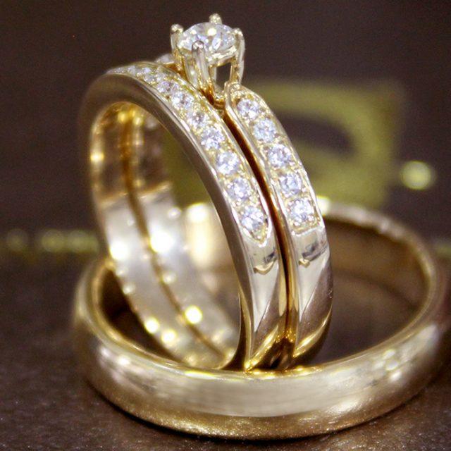 ¿Cómo medir tu anillo de bodas o compromiso?